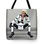 Star Wars By Knight 2000 Photography- Clone Trooper Tote Bag