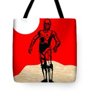 Star Wars C-3po Collection Tote Bag