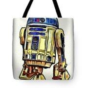 Star Wars R2d2 Droid - Da Tote Bag