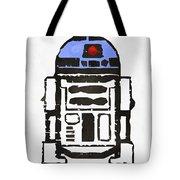 Star Wars R2d2 Droid Robot Tote Bag