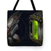 Star Wars The Old Republic Tote Bag