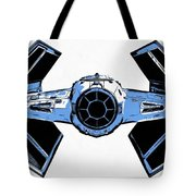Star Wars Tie Fighter Advanced X1 Tote Bag