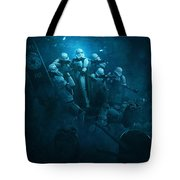 Star Wars Vs Aliens 1 Tote Bag