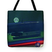 Starbucks 2 Tote Bag