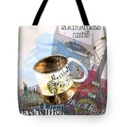 Starbucks Mug Nashville Tote Bag