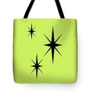 Starburst 1 Trio  Tote Bag