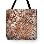 Stares - Tile Tote Bag