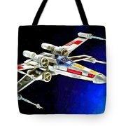 Starfighter X-wings - Da Tote Bag