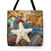 Starfish Art Prints Star Fish Seaglass Sea Glass Tote Bag