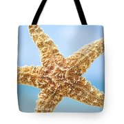 Starfish Close-up Tote Bag