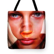 Staring At Space 2 Tote Bag