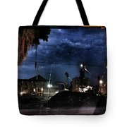Starless Night Tote Bag