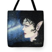 Starlight Maiden Tote Bag