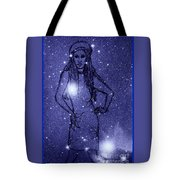 Starlight Of Space And Time 2 Tote Bag