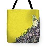 Starling Surprise Tote Bag