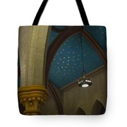 Starry Ceiling Tote Bag