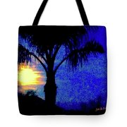 Starry Night At Casapaz Tote Bag