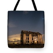 Starry Night At Dungeness Tote Bag