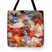 Starry Sea Tote Bag