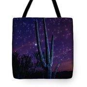 Starry Starry Sonoran Skies  Tote Bag