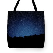 Stars Above Tote Bag