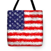 Stars And Stars And Stripes Tote Bag