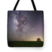 Stars And Storms Tote Bag