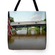 Stars And Stripes Frankenmuth Michigan Tote Bag