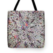 Stars Give Birth To Color Tote Bag