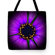 Stars In The Daisy Tote Bag