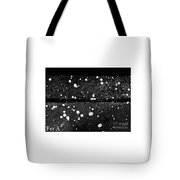 Stars On The Concrete Tote Bag