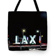 Stars Over Lax Tote Bag