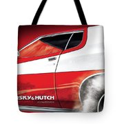 Starsky And Hutch Tote Bag
