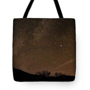 Start Night In Aspen Tote Bag