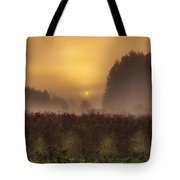 Start Of A New Day Tote Bag by Blanca Braun