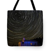 Startrail Tote Bag