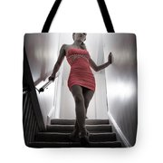Stat Is Going To Paint The Town Red Tote Bag