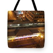 State And Lake Tote Bag