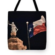 State Building Tote Bag