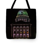 State Capitol Madison Wi Tote Bag