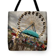 State Fair Of Oklahoma II Tote Bag