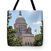 State House Tote Bag