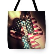 State Of Rock And Rock Tote Bag