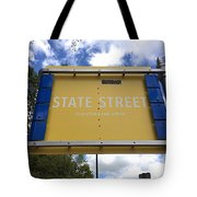 State Street Tote Bag