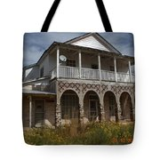 Stately Home Tote Bag