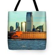 Staten Isalnd Ferry Barberi Tote Bag