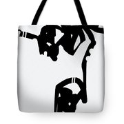 Static Fall Tote Bag