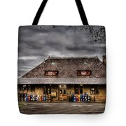 Station - Westfield Nj - The Train Station Tote Bag