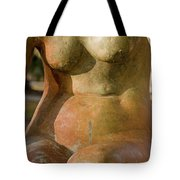 Statue In The Nude Tote Bag