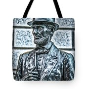 Statue Of Abraham Lincoln #7 Tote Bag